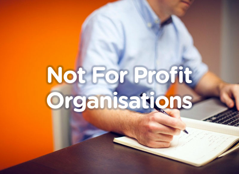 Not-for-Profit Organisations